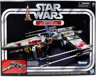 Star Wars The Vintage Collection Luke Skywalker's X-Wing Fighter Figure
