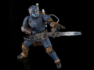 Hasbro Star Wars Black Series The Mandalorian Heavy Infantry Mandalorian Action Figure