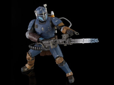 Hasbro Star Wars Black Series The Mandalorian Heavy Infantry Mandalorian 6 Inch Action Figure