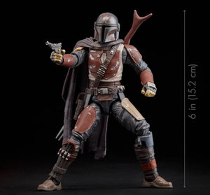 Star Wars Black Series #94 The Mandalorian 6 Inch Action Figure