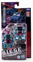 Transformers Generations War For Cybertron: Siege Micromaster Direct Hit & Power Punch Action Figure WFC-S47