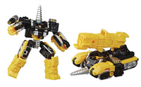 Transformers Generations Selects WFC-GS08 Deluxe Powerdasher Drill Zetar Action Figure