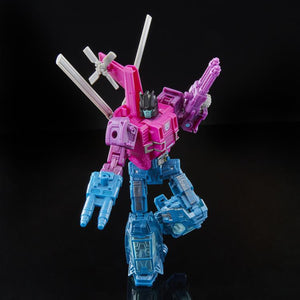 Transformers Generations War For Cybertron: Siege Deluxe Spinister Action Figure WFC-S48