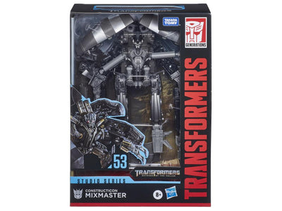 Transformers Generations Studio Series #53 Mixmaster Action Figure