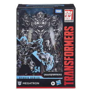 Transformers Generations Studio Series #54 Megatron Action Figure