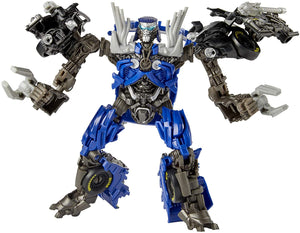 Transformers Generations Studio Series Revenge of the Fallen #63 Deluxe Class Topspin Action Figure