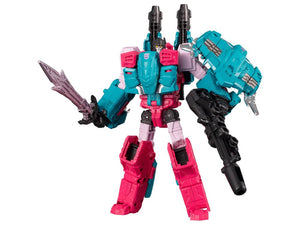 Transformers Generations Selects King Poseidon (Piranacon) Seacons Turtler Takara Tomy Mall Exclusive