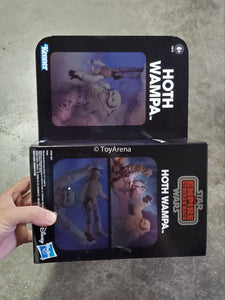 Star Wars Black Series Hoth Wampa SDCC Exclusive