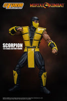 Storm Collectibles 1/12 Mortal Kombat Scorpion Scale Action Figure 7