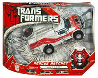 Transformers Automorph Technology Rescue Ratchet Movie Voyager