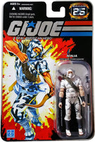 G.I. Joe 25th Anniversary Ninja Code Name Storm Shadow Action Figure 1