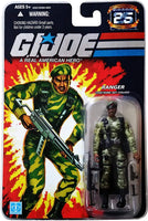 G.I. Joe 25th Anniversary Ranger Code Name Sgt Stalker Action Figure 1