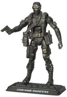 G.I. Joe 25th Anniversary Commando Code Name Snake Eyes Ver. 1 Action Figure 2