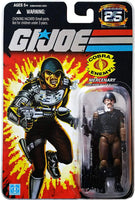 G.I. Joe 25th Anniversary Mercenary Code Name Major Bludd Action Figure 1