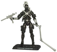 G.I. Joe 25th Anniversary Commando Code Name Snake Eyes Ver. 4 Action Figure 3