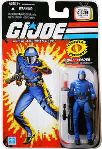 G.I. Joe 25th Anniversary Cobra Leader Cobra Commander Action Figure 1