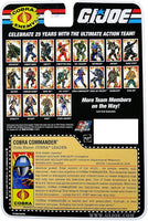 G.I. Joe 25th Anniversary Cobra Leader Cobra Commander Action Figure 2