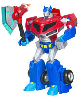 Transformers Animated Syupreme Class Roll Out Command Optimus Prime Action Figure