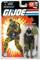 G.I. Joe 25th Anniversary Arctic Trooper Code Name Arctic Snake Eyes Action Figure