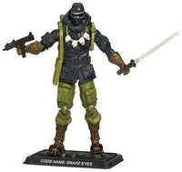 G.I. Joe 25th Anniversary Arctic Trooper Code Name Arctic Snake Eyes Action Figure 2