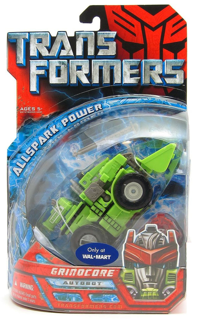 Transformers Allspark Power Deluxe Class Grindcore Wal-mart Exclusive