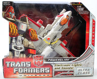 Transformers Universe Classic Ultra Class Powerglide SHELF WEAR