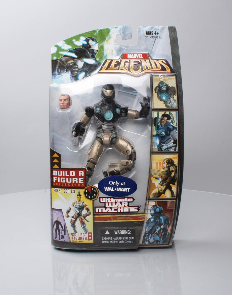 Marvel Legends Walmart Exclusive Ultimate War Machine Ares Baf Series Action Figure 1