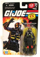 G.I. Joe 25th Anniversary Cobra Paratrooper Code Name Paraviper Action Figure 1