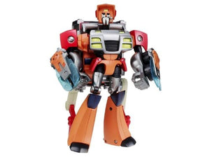 Transformers Animated Voyager Class Wreck Gar Action Figure