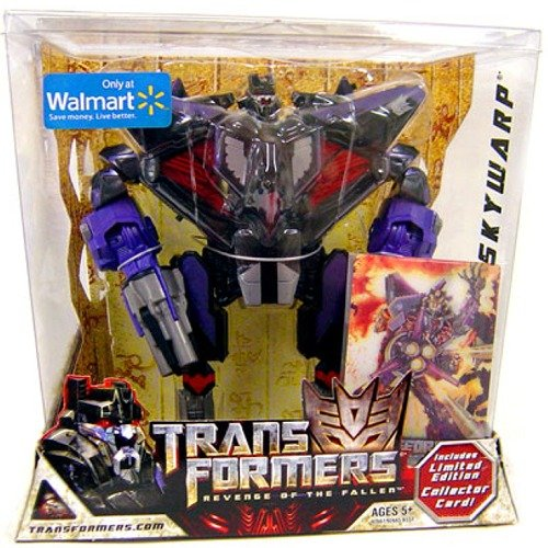 Transformers ROTF Voyager Skywarp - Walmart Exclusive