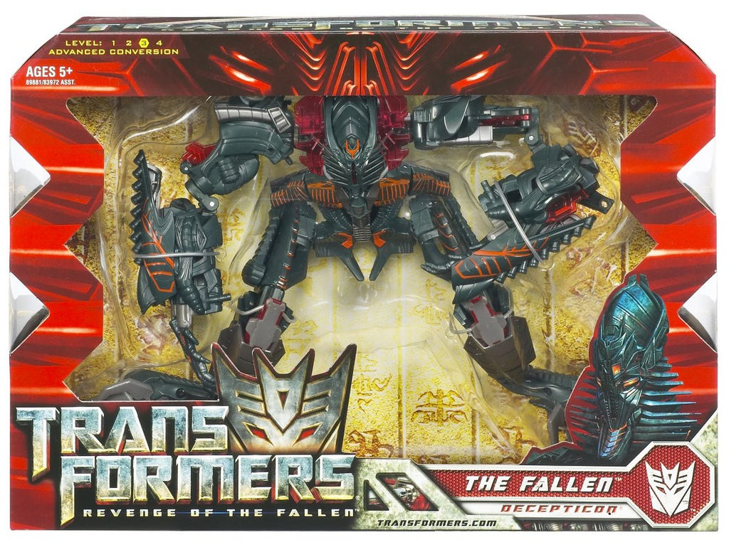 Transformers ROTF Voyager Class The Fallen