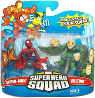 Marvel Superhero Squad Series 15 Spider-Man and Vulture 2 pack