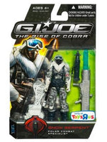 G.I. Joe The Rise of Cobra Snow Serpent TRU Exclusive Action Figure 1