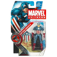 Marvel Universe Series Captain America 3.75 inch Action Figure 1