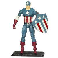 Marvel Universe Series Captain America 3.75 inch Action Figure 2