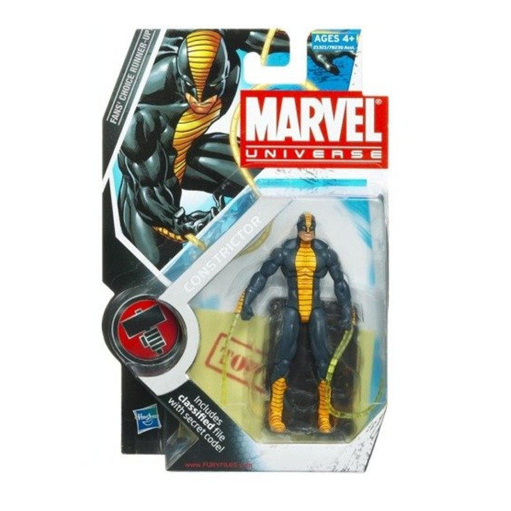 Marvel Universe Series Constrictor 3.75 inch Action Figure 1