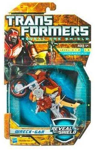 Transformers Reveal the Shield Wreck-Gar Action Figure 1