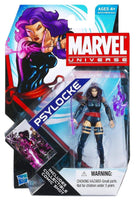 Marvel Universe Series Psylocke 3.75 inch Action Figure 1