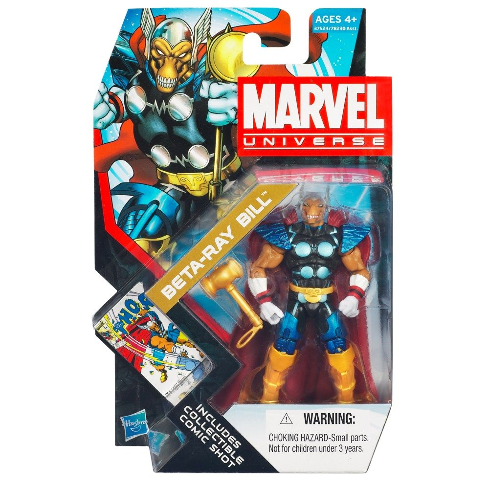 Marvel Universe Series Beta Ray Bill 3.75 inch Action Figure 1