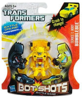 Transformers Bot Shots Series 1 Bumblebee B001