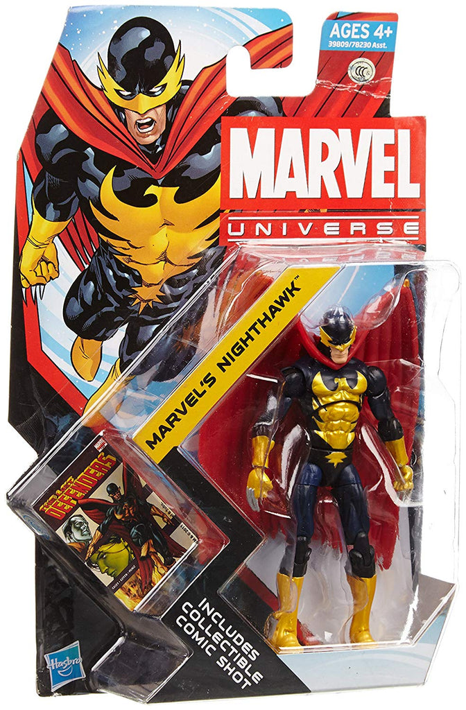 Marvel Universe Series Nighthawk 3.75 inch Action Figure 1