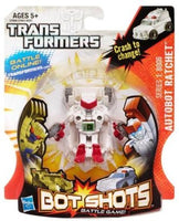 Transformers Bot Shots Series 1 Ratchet B006