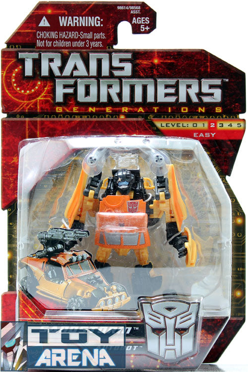 Transformers Generations GDO Autobot Sandstorm Scout Class Asia Exclusive