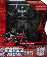 Transformers Generations Decepticon Powerdive Voyager Asia Exclusive GDO