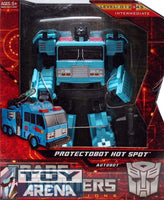 Transformers Generations Autobot Protectobot Hot Spot Voyager Asia Exclusive GDO