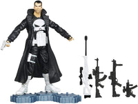 Marvel Legends Punisher White Skull Variant 6 inch Action Figure 2