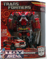 Transformers Generations Leader Class Autobot Ironhide Asia Exclusive GDO