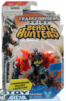 Transformers Prime Beast Hunters #002 Predacon Commander Class Series 3