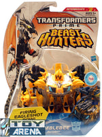 Transformers Prime Beast Hunters #001 Bumblebee Autobot Deluxe Class Series 2