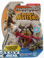 Transformers Prime Beast Hunters #005 Starscream Deluxe Class Decepticon Series 2